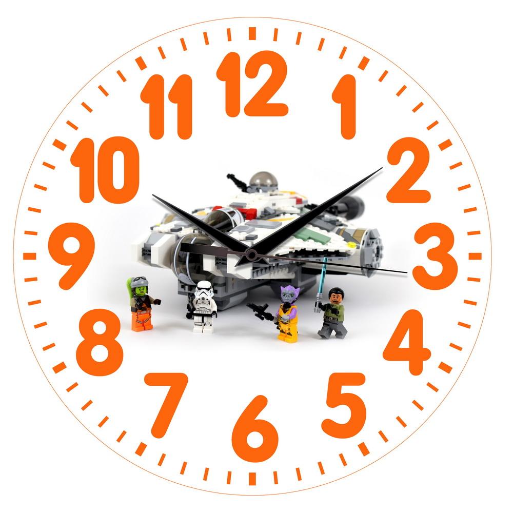 Часы Lego War Star