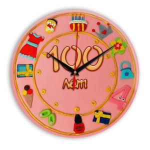 Настенные часы «100-years-old»