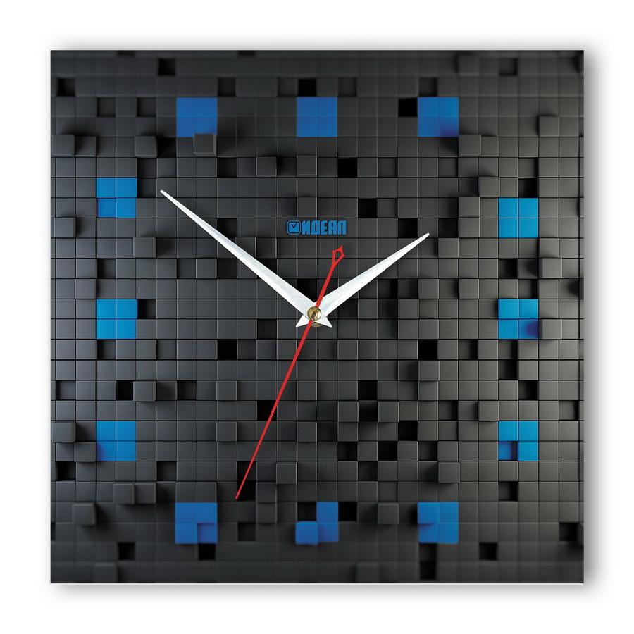 Дизайнерские часы «Заслон»