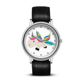 Наручные часы с единорогом 1rog02-w11