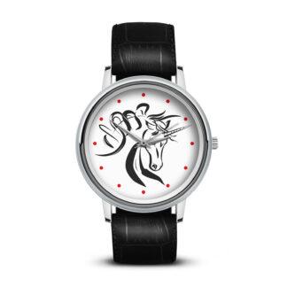Наручные часы с единорогом 1rog03-w11