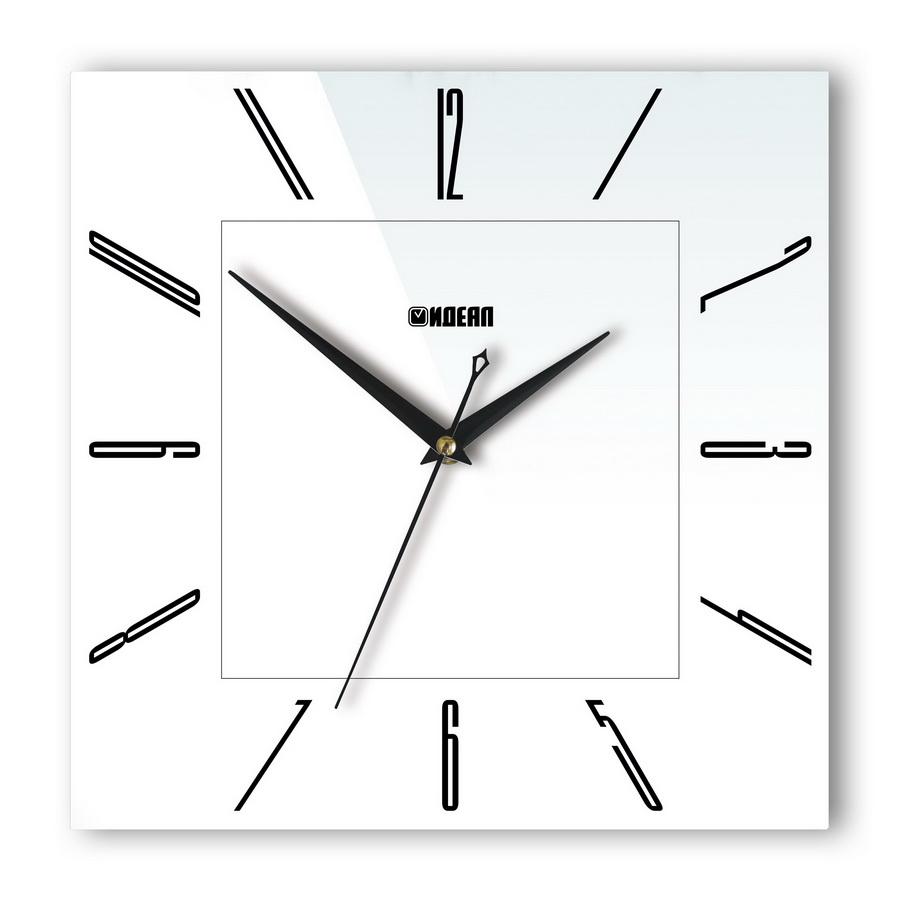 Классические настенные часы «Лучи»
