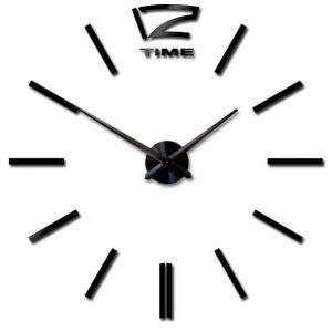Большие 3d часы