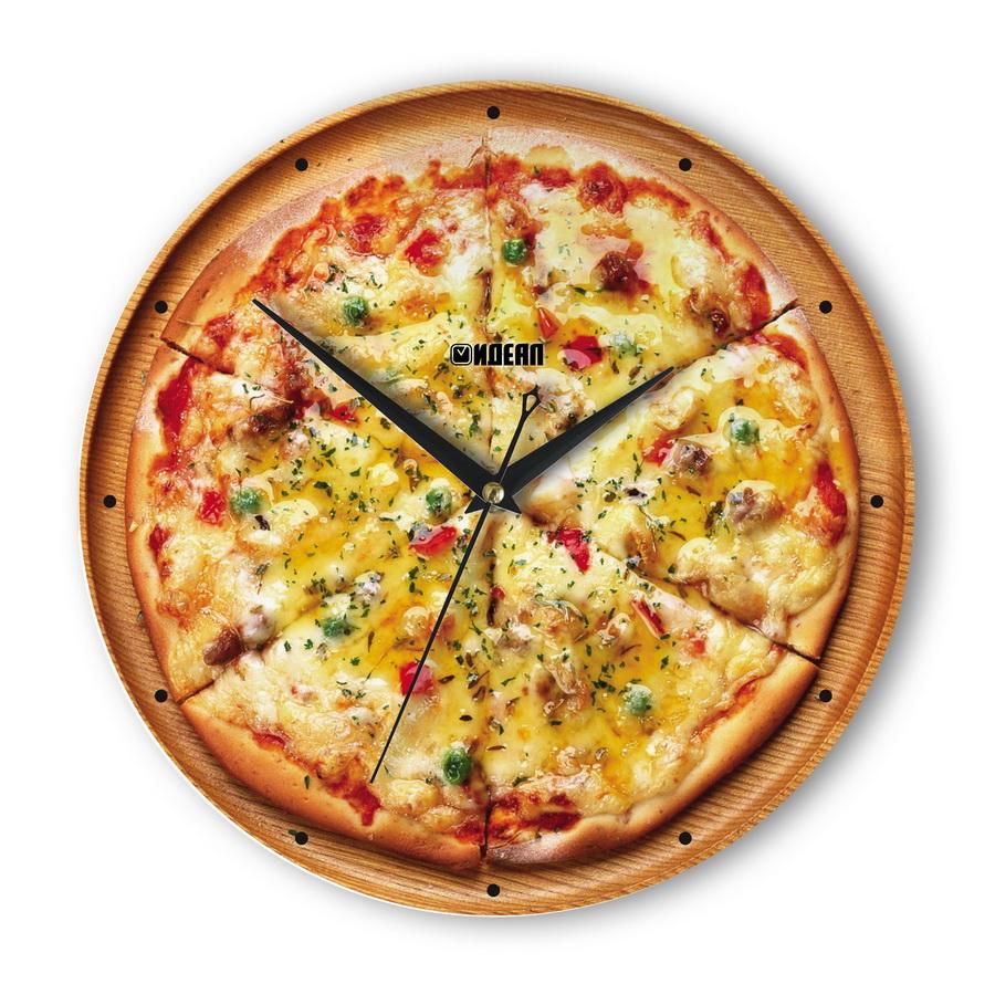 Настенные часы Пицца 122