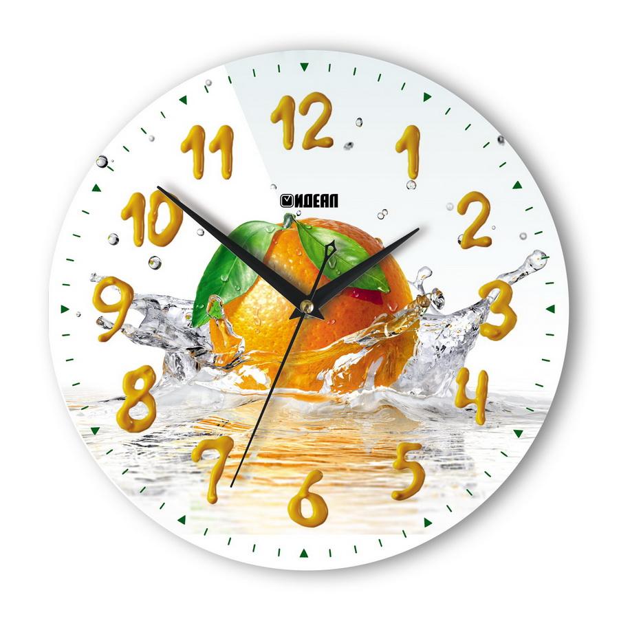 Настенные часы Оранж