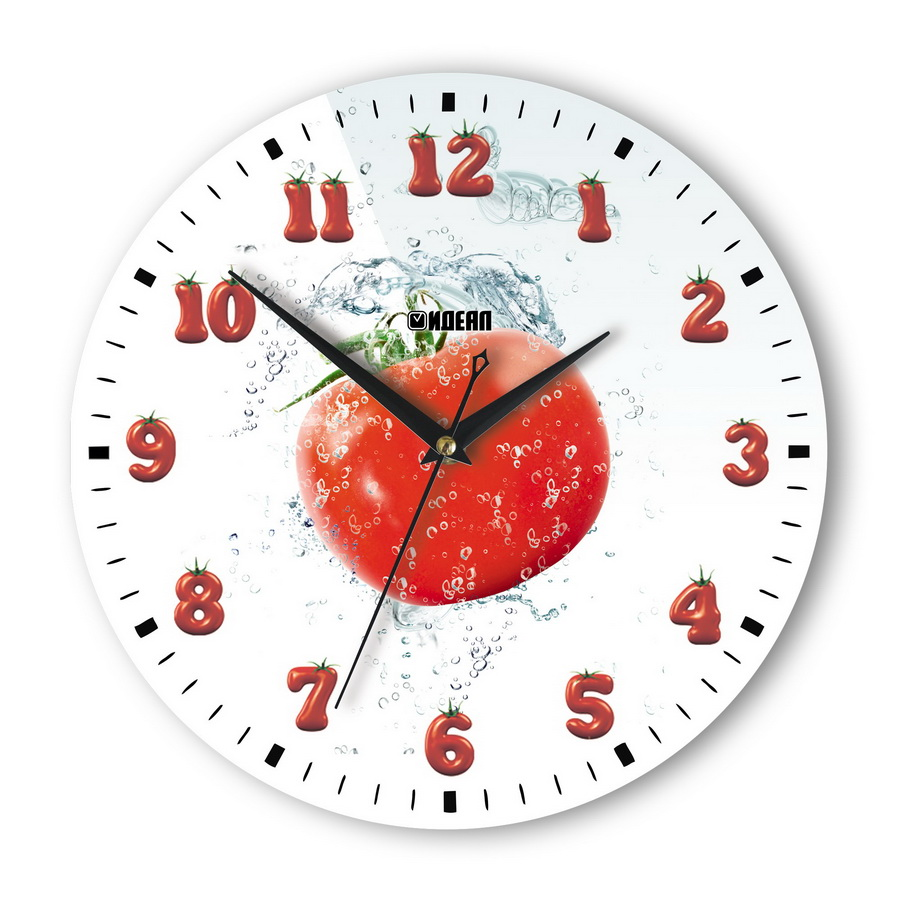 Настенные часы Томат