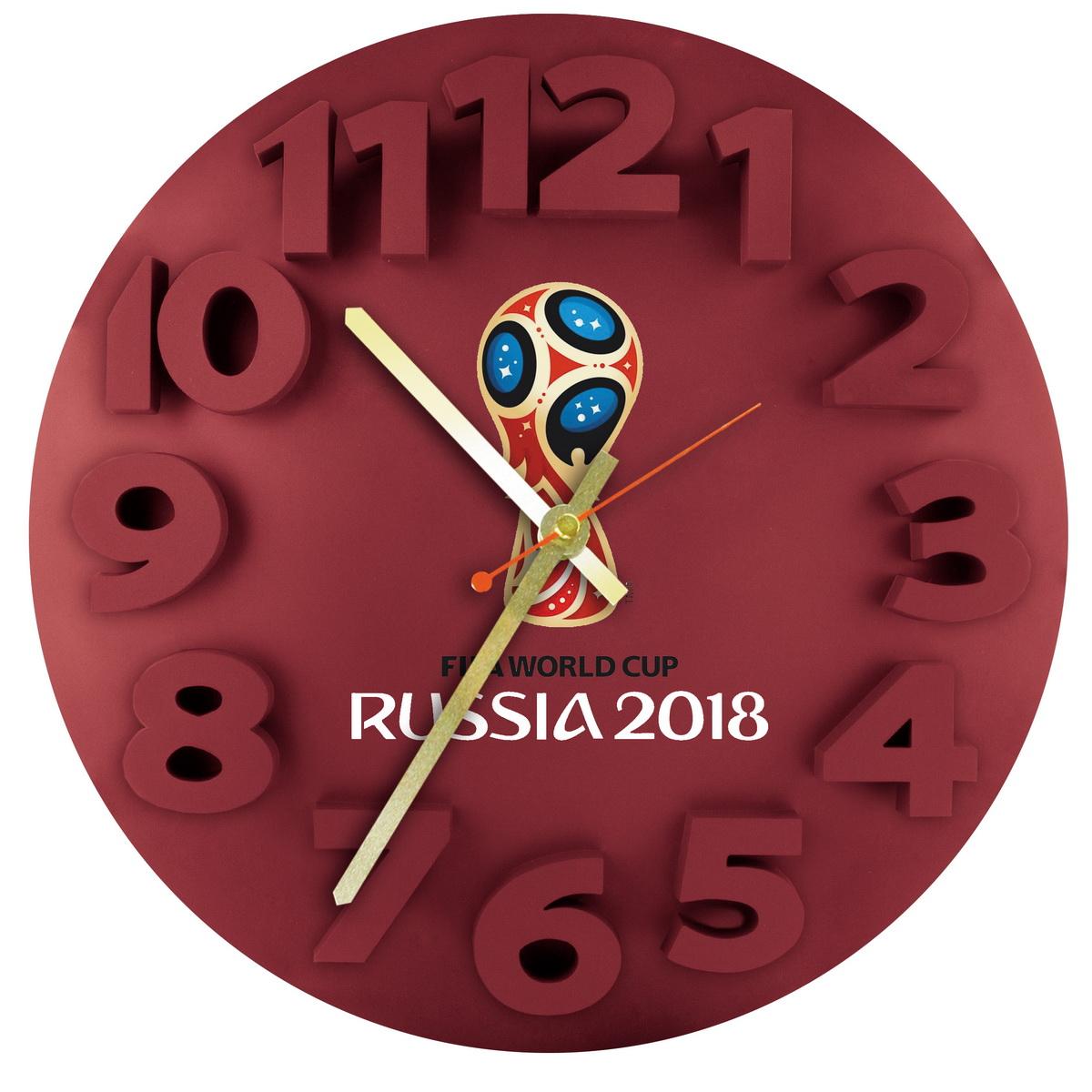 Часы УЕФА 2018 в России