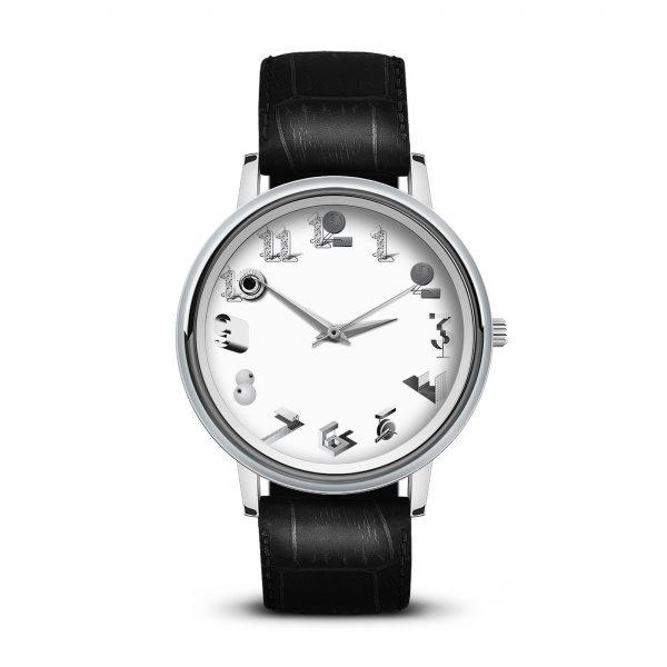 3D часы наручные 327