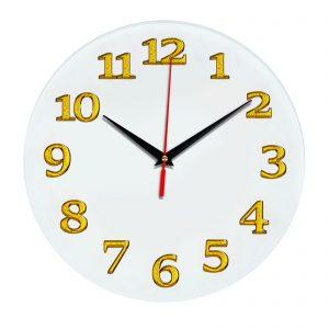 3D часы настенные 331