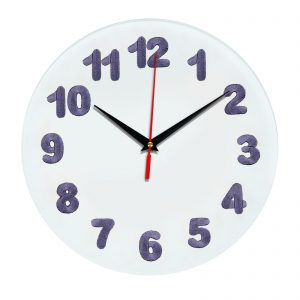 3D часы настенные 335