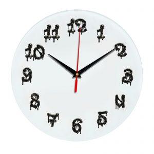 3D часы настенные 339