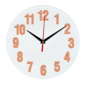 3D часы настенные 342