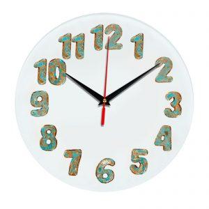 3D часы настенные 344