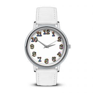 3D часы наручные 350