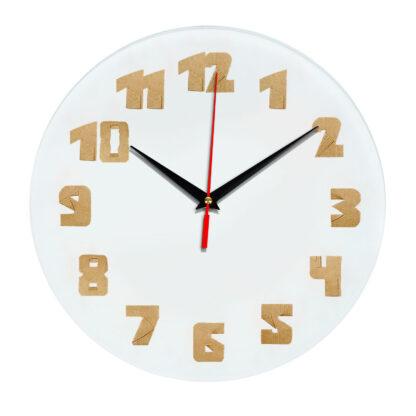 3D часы настенные 352