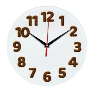 3D часы настенные 356