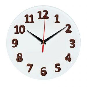 3D часы настенные 358