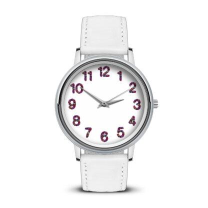 3D часы наручные 360