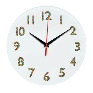 3D часы настенные 364