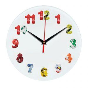 3D часы настенные 366