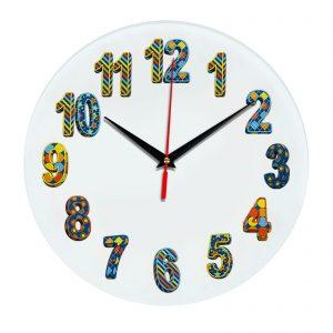 3D часы настенные 368