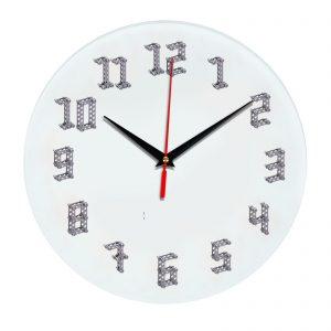 3D часы настенные 370