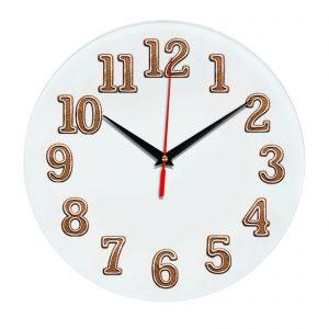 3D часы настенные 371