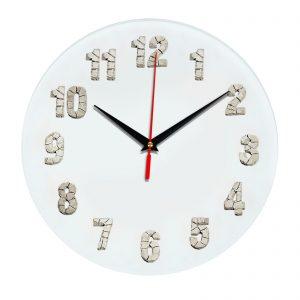 3D часы настенные 378