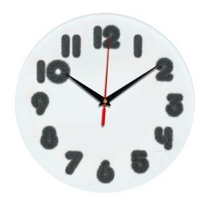 3D часы настенные 380