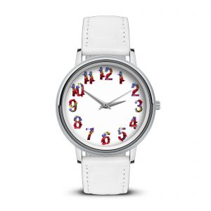 3D часы наручные 385