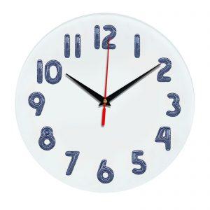 3D часы настенные 386