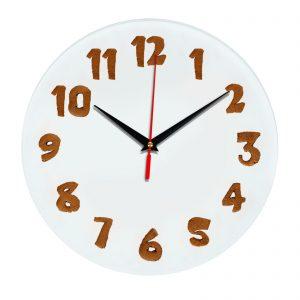 3D часы настенные 394