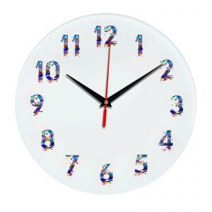 3D часы настенные 395