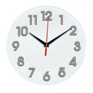 3D часы настенные 396