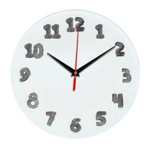 3D часы настенные 402