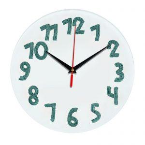 3D часы настенные 403