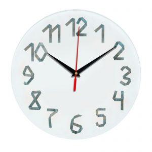 3D часы настенные 404
