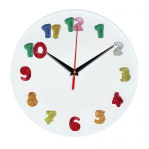 3D часы настенные 406