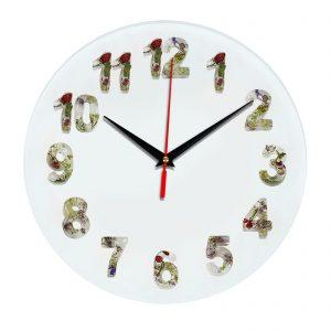 3D часы настенные 410