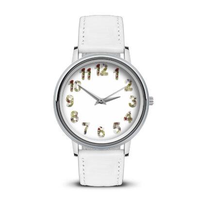 3D часы наручные 410