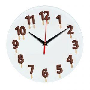3D часы настенные 411