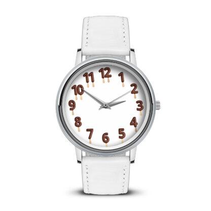 3D часы наручные 411