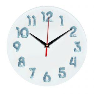 3D часы настенные 412