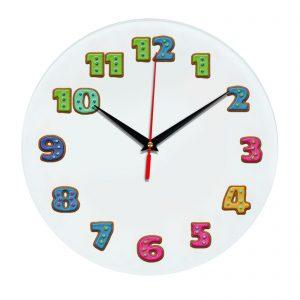 3D часы настенные 414
