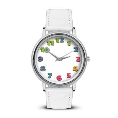 3D часы наручные 414