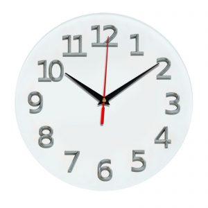3D часы настенные 419