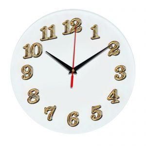 3D часы настенные 420