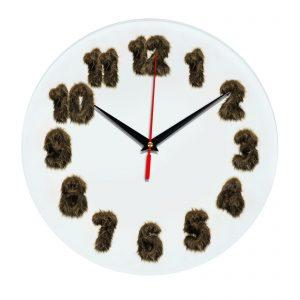 3D часы настенные 422