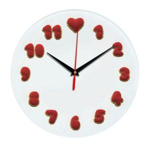 3D часы настенные 427