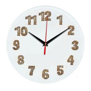 3D часы настенные 428